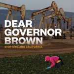"""Dear Governor Brown,""  March 31"