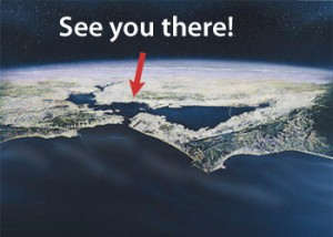 Bay Area Seen From Space