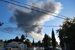 richmond refinery fire Nick Fullerton