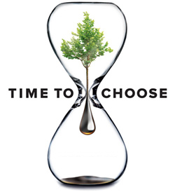 """Time to Choose"" Film on Climate @ Michaan's Auction Theater  