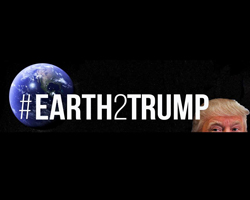 Earth2Trump Roadshow of Resistance @ Omni Commons | Oakland | California | United States