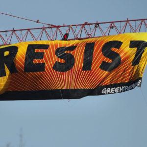 resist graphic