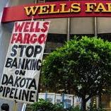 wells fargo DAPL square