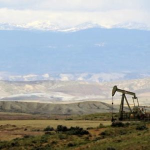 fracking on wild land