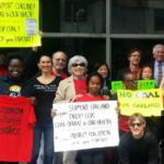 No Coal in Oakland Meeting, Oct 12