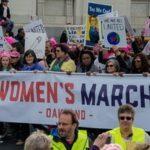 Women's March Oakland, Jan 20