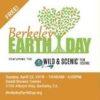 Earth Day Oakland April 21, Berkeley & Richmond April 22