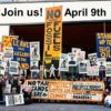 No Tar Sands in the Bay, April 9