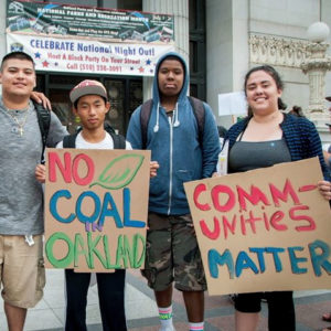 No Coal in Oakland: Court Hearing @ US Courthouse, Room 330