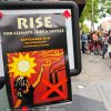 Rise for Climate, Jobs, and Justice: Mass Meeting, July 24