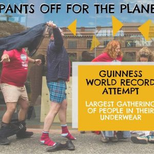 Pants off for the Planet @ Golden Gate Park - RSVP for exact location | San Francisco | California | United States