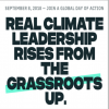 September Schedule of People's Climate Actions, Sept 2 – 15