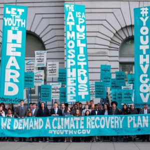 Rally to Support Youth Suing over Climate @ Ninth Circuit Court of Appeals | San Francisco | California | United States