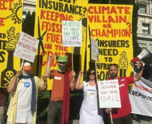 Stop Insuring Climate Change @ Hilton | San Francisco | California | United States