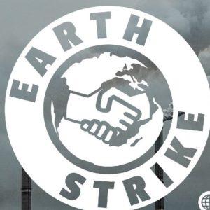 Rally to Kick Off Earth Strike @ Oscar Grant Plaza