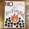 No Coal in Richmond Community Meeting, September 4