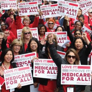 Medicare for All March and Rally @ UN Plaza