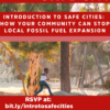 Building Local Fights vs Fossil Fuel Expansion: Tune In May 4