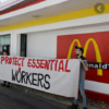 Flood McDonald's on Facebook: Demand Worker Safety