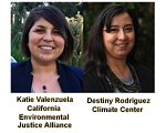 Webinar: Climate Justice in California and What You Can Do,  July 17
