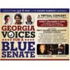 Concert: Georgia Voices for a Blue Senate, December 13