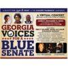 Concert: Georgia Voices for a Blue Senate, December 13