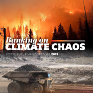 Is Your Bank Financing Climate Destruction?