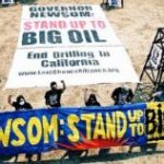 Newsom Climate Justice Demo, September 28