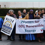 Global Women's Assembly for Climate Justice, September 25 – 30
