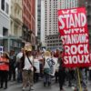Union Workers Stand with Standing Rock, Nov 10