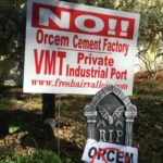 Stop Cement Plant and Port in Vallejo, May 30