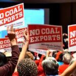 No Coal in Richmond Meeting, Dec 5