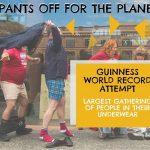 Pants off for the Planet, Aug 5