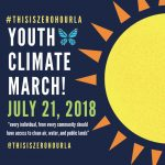 Zero Hour: Youth March for Climate Action, July 21