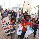 Help Block Funding for Oakland Coal Terminal, today