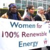 Women's Assembly for Climate Justice, Sept 11