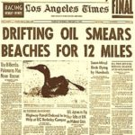Protest 50 Years of Offshore Drilling and Spilling, Jan 28