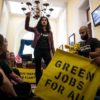 Sunrise Green New Deal Launch Party, Feb 5