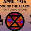 Sound the Alarm for the Climate, April 15