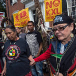 Train for Peaceful Resistance to KXL Pipeline, Apr 13, 14