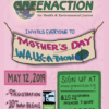 Mother's Day Walkathon for Health and Environmental Justice, May 12