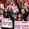 Medicare for All March and Rally, November 2
