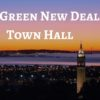 UC Green New Deal Town Hall, November 18