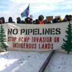 Petition: Support the Wet'suwet'en, Defund the CoastalGas Pipeline