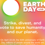 Sign Up To Join Three Days of Global Climate Action, April 22-24