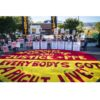 Climate Activists Show Up for Essential Workers, July 20