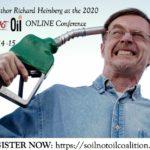Soil Not Oil Returns!  August 14-15