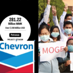 Chevron: Stop Funding Burmese Dictatorship, April 15