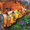 """""""The World is on Fire"""" Mural Unveiling, June 6"""