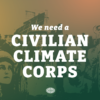Feinstein: Support Civilian Climate Corps! July 15